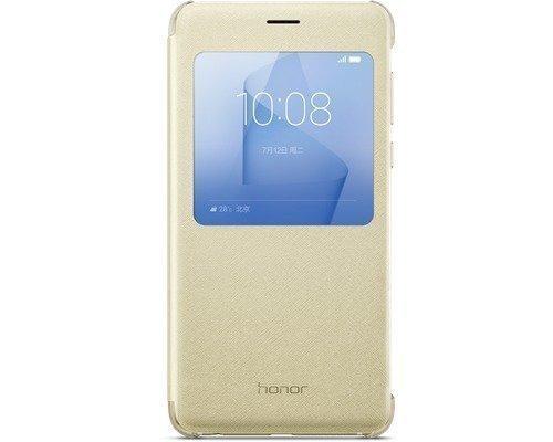 Huawei Smart Cover Läppäkansi Matkapuhelimelle Huawei Honor 8 Kulta