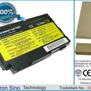 IBM Thinkpad 240z Thinkpad 240x Thinkpad 240 akku 1700 mAh