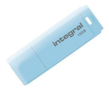 INTEGRAL 16 Gt USB 3 Muistitikku - Pastel Blue Sky