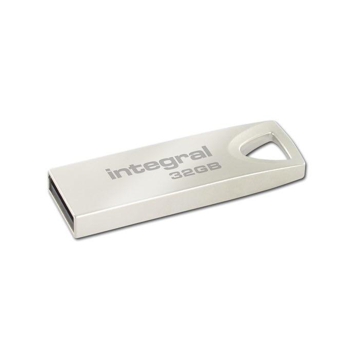 INTEGRAL 32 Gt USB 2.0 kompakti Muistitikku - Arc