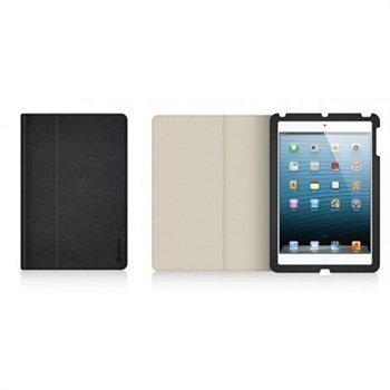 IPad Mini Griffin Slim Folio Suojakotelo Musta