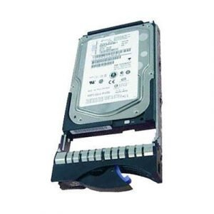 Ibm Kiintolevy Serial Attached Scsi 450gb 15000opm
