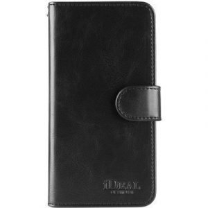 Ideal Of Sweden Ideal Wallet Läppäkansi Matkapuhelimelle Samsung Galaxy S6 Musta
