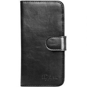 Ideal Of Sweden Magnet Wallet+ Läppäkansi Matkapuhelimelle Iphone 6/6s Musta