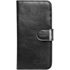 Ideal Of Sweden Magnet Wallet+ Läppäkansi Matkapuhelimelle Iphone 7 Musta