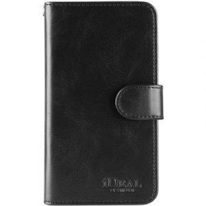 Ideal Of Sweden Magnet Wallet+ Läppäkansi Matkapuhelimelle Samsung Galaxy S7 Musta