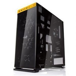 In Win 805c Iear Atx Case Gold Kulta