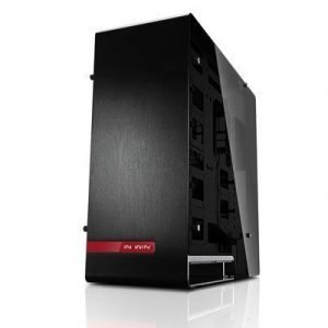 In Win 909 E-atx Case Black Musta