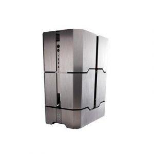 In Win H-tower E-atx Case Titanium/black