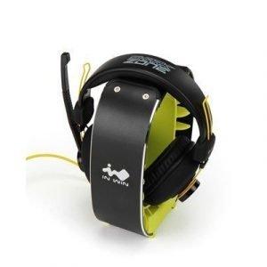 In Win Pro 1 Headphone Stand Black/green