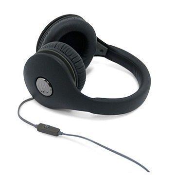 InnoDevice InnoHug On-Ear Kuulokkeet Musta