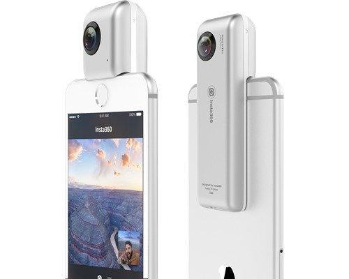Insta360 Nano 3d Iphone Hopea