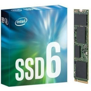 Intel 600p Series 1024gb M.2 Pci Express 3.0 X4 (nvme)