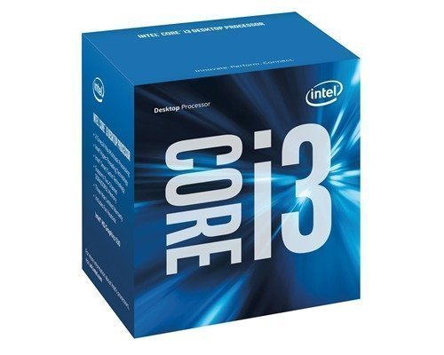 Intel Core I3 6100 / 3.7 Ghz Suoritin S-1151
