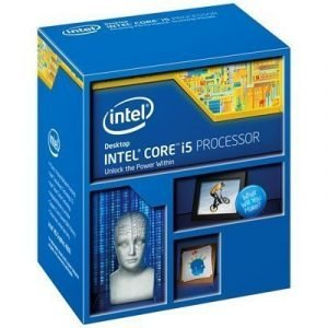 Intel Core I5 4690k / 3.5 Ghz Suoritin Lga1150 Socket