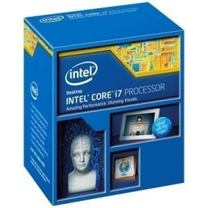 Intel Core I7 4771 / 3.5 Ghz Suoritin Lga1150 Socket