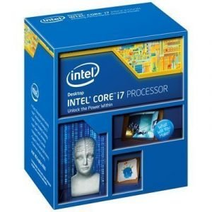 Intel Core I7 4790k / 4 Ghz Suoritin Lga1150 Socket