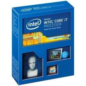 Intel Core I7 5820k / 3.3 Ghz Suoritin Lga2011-v3 Socket