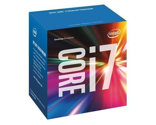 Intel Core I7 6700 / 3.4 Ghz Suoritin S-1151
