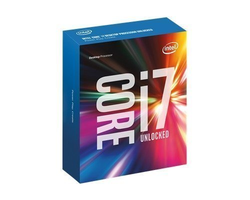 Intel Core I7 6700k / 4 Ghz Suoritin S-1151