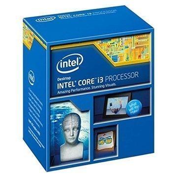 Intel Core i3-4160 BX80646I34160 Dual Ydinprosessori