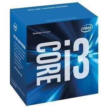 Intel Core i3-6100 BX80662I36100 Dual Ydinprosessori