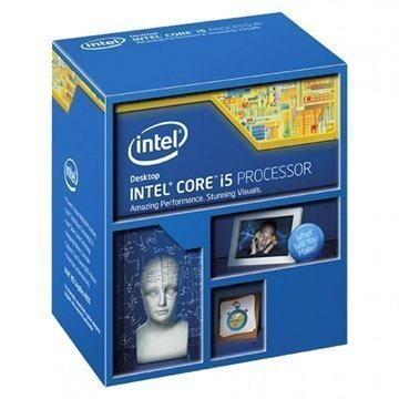 Intel Core i5-4460 BX80646I54460 Quad Ydinprosessori