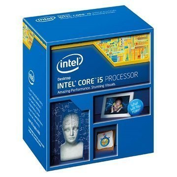 Intel Core i5-4590 BX80646I54590 Quad Ydinprosessori