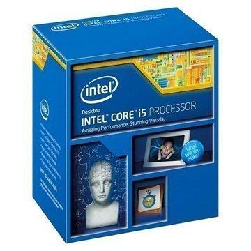 Intel Core i5-4690 BX80646I54690 Quad Ydinprosessori