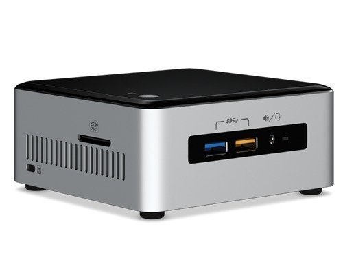 Intel Next Unit Of Computing Kit Nuc6i3syh I3-6100u