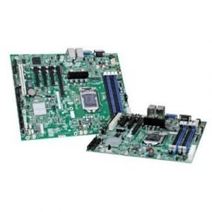 Intel Server Board S1200btl Lga1155 Pistoke Atx