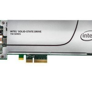 Intel Solid-state Drive 750 Series 400gb Pci Express 3.0 X4