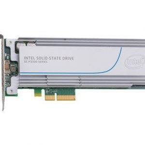 Intel Solid-state Drive Dc P3500 Series 400gb Pci Express 3.0 X4 (nvme)