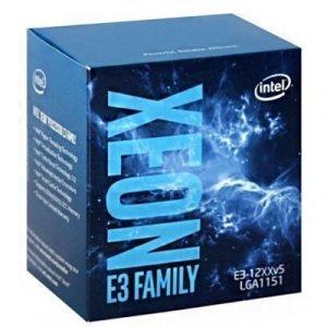 Intel Xeon E3-1240v5 / 3.5 Ghz Suoritin S-1151