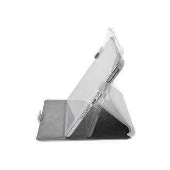Ipad Mini Starcase Holder Nahkakotelo & Jalusta Boston Valkoinen