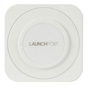 Iport Launchport Wall Station White