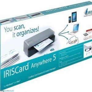 Iris Iriscard Anywhere 5