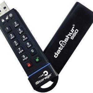 Istorage Datashur Ssd Flash Drive 120gb Usb 3.0