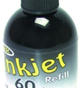 JR Inkjet refill musta 60ml
