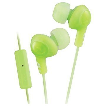 JVC HA-FR6-B-EX Gumy Plus In Ear Kuulokkeet Vihreä