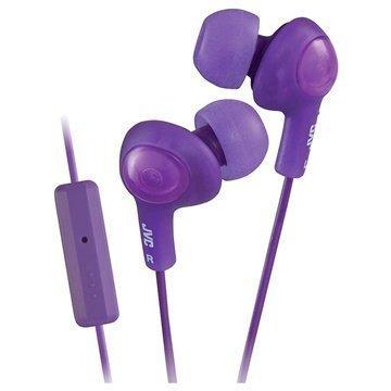 JVC HA-FR6-B-EX Gumy Plus In Ear Kuulokkeet Violetti