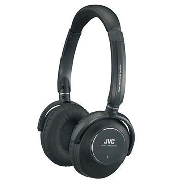 JVC HA-NC250 Headphones Black