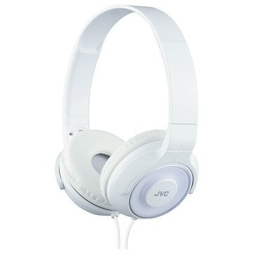 JVC HA-S220 Stereokuulokkeet Valkoinen