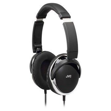 JVC HA-S660 Stereokuulokkeet Musta