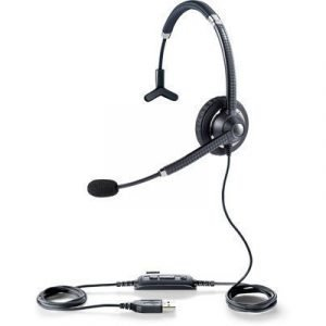 Jabra Uc Voice 750 Ms Mono Dark