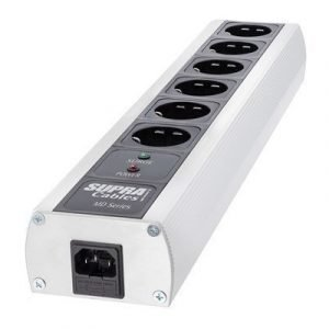 Jenving Supra Power Strip 6x Sockets
