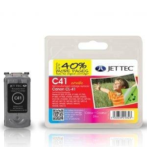 Jet Tec C41 Colour Mustekasetti