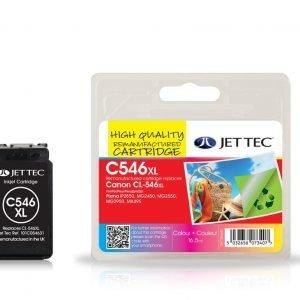 Jet Tec C546 Xl Colour Mustekasetti