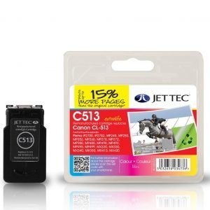 Jet Tec Cl513 Colour Mustekasetti