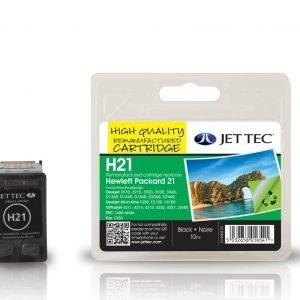 Jet Tec H21 Black Mustekasetti